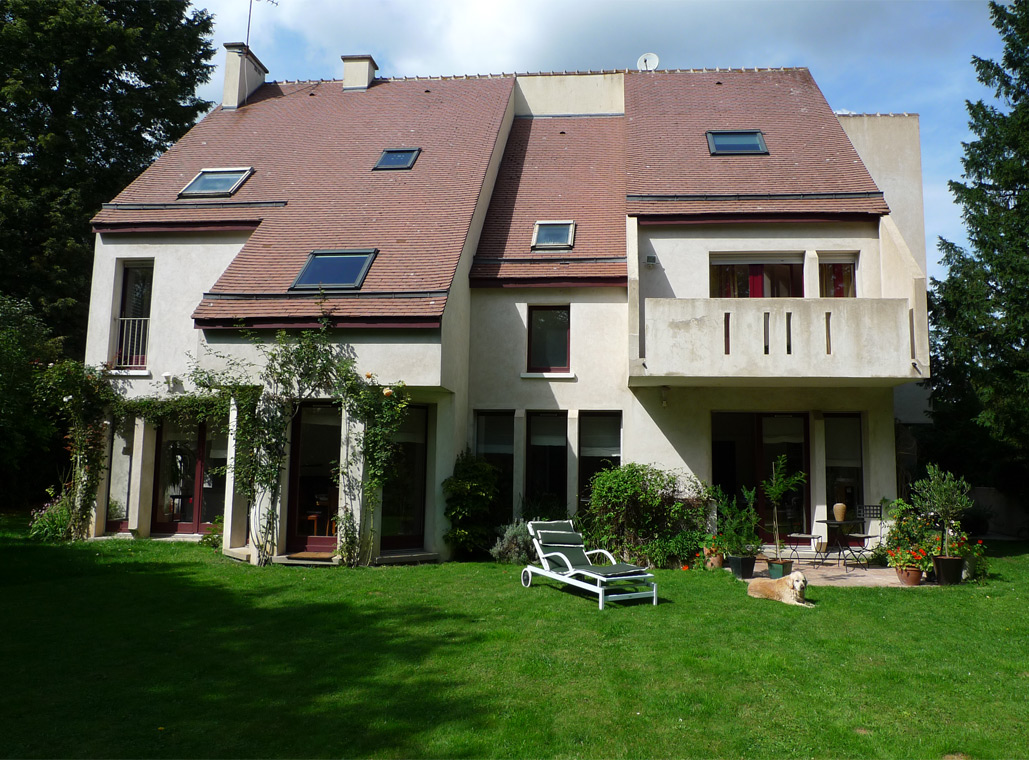 Rénovation extérieur propriété Chantilly